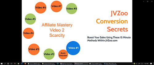 Affiliate Mastery Course - Video 2