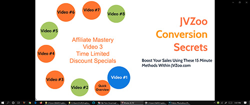 Affiliate Mastery Course - Video 3