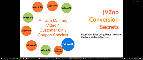 Affiliate Mastery Course - Video 4
