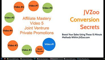 Affiliate Mastery Course - video 5