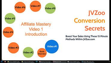 Affiliate Mastery Course - Video 1