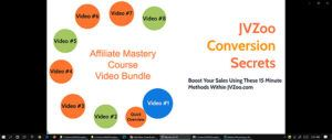 Affiliate Mastery Course - Bundle of 8 videos